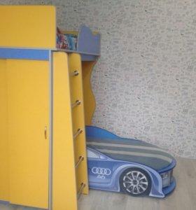 Кровать 2яруса