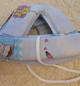 Защитный шлем для малыша