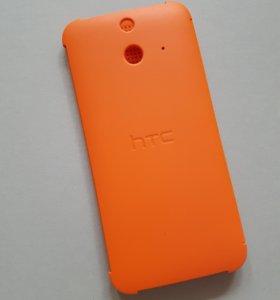 Чехол HTC ONE E8 Dot View