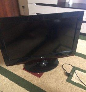 Сломанный телевизор