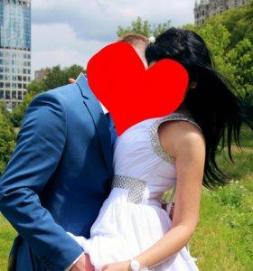 СЧАСТЛИВОЕ свадебное платье❤