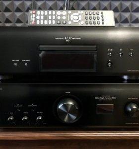 Комплект Denon PMA-1600NE и DCD-1600NE