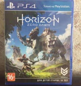 Horizon Zero Dawn запечатанная