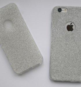 Блестящие чехлы для iPhone