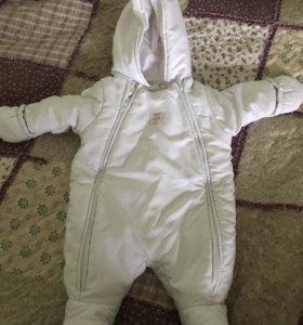 Комбинезон для новорождённого 54 см