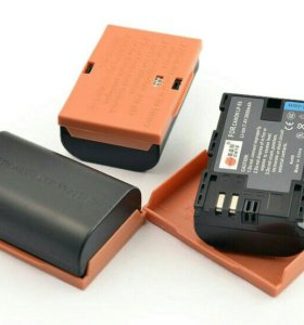 Аккумуляторы Canon LP-E6 усиленные, с чипом, новые
