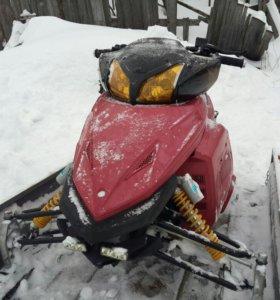 Снегоход Armada