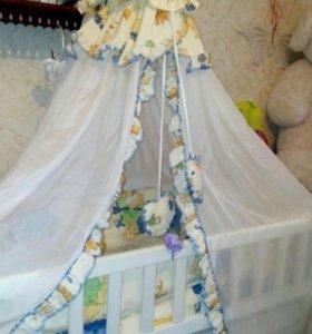 Кроватка(комплект)