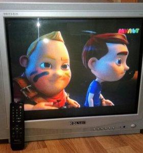 Телевизор Rolsen 64см экран с пультом