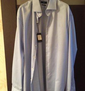 Рубашка Hugo Boss, воротник 45, оригинал