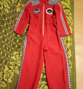 Новогодний костюм гонщика