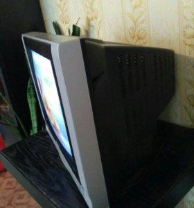 """Телевизор фирмы """"SUPRA"""""""