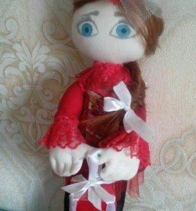 Куклы ручная работа
