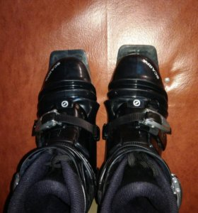 Скитур, телемарк ботинки