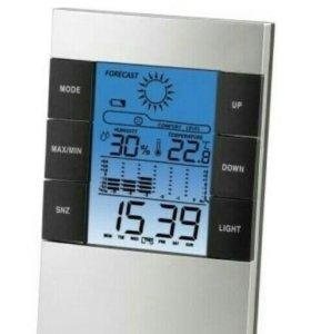 Домашняя метеостанция новая hama th-200