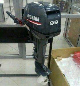 Продам лодочный мотор Yamaha 9.9