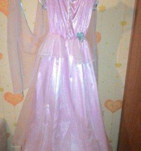 Новогоднее платье Фея