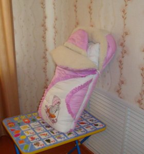 Комплект для новорожденного(конверт)