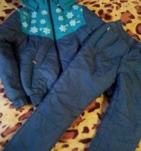 Новый Зимний костюм 48 размера