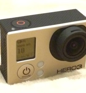 Экшн камера GoPro Hero 3 Black Edition.