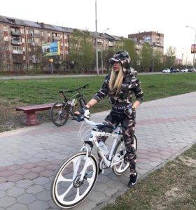 Велосипед БМВ X2(EE-4577)