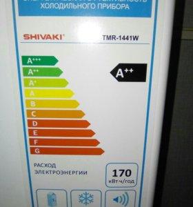 Холодильник SHIVAKI TMR-1441W