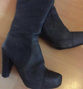 Сапоги демисезонные münz-shoes