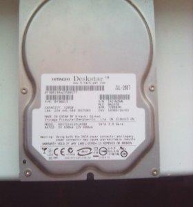жёсткий диск на 120 GB