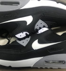 Кроссовки Nike AIRMAX 90, 44,5;2000р;новые;кожа
