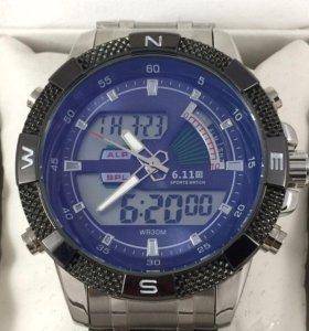 Мужские часы кварцевые новые