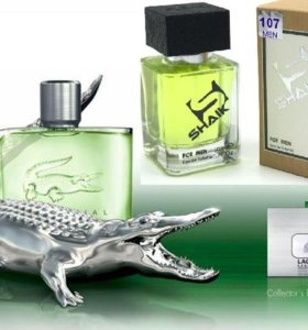 Lacoste Essential 2 аромата Shaik суперстойкие