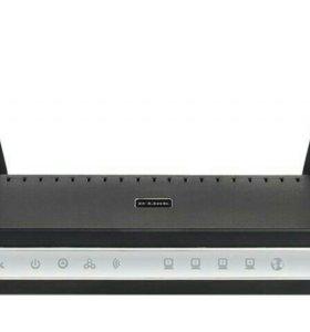 Wi-Fi роутер D-Link DIR-615.