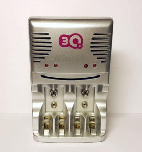 Зарядное устройство 3Q EnerGO (AA/AAA/Крона)