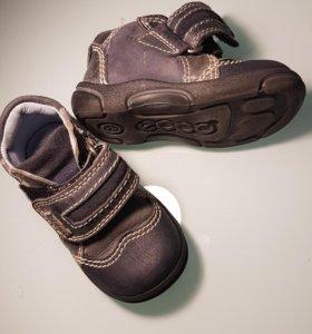 Ботинки ecco 20 размер