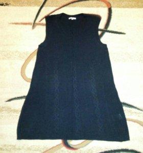 Платье туника для будущих мам