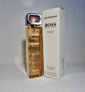 Boss Orange Hugo Boss (TESTER)