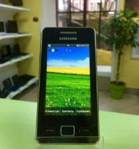 Телефон  Samsung GT S 5260 + чехол