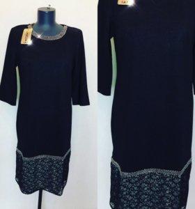 Шикарное новое платье 48-56