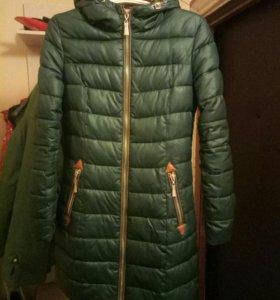 Куртка зимняя р.42
