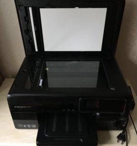 Струйный принтер HP Officejet Pro 8500A