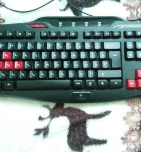 продаю игровую клавиатуру