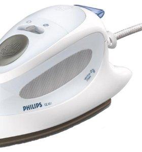 Новый дорожный утюг Philips GC 651