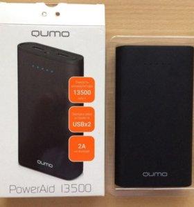 Продаю powerbank QUMO