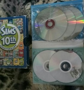 The Sims 10th Anniversary