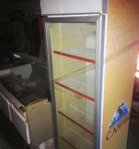 Холодильное оборудование для торгового зала