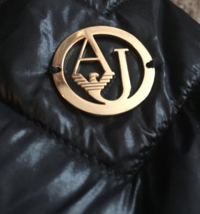 Куртка тёплая зимняя Armani Jeans