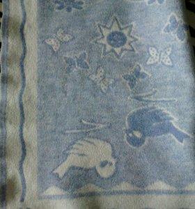 Детское одеялко