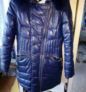 Зимняя курточка 46-48 р-р