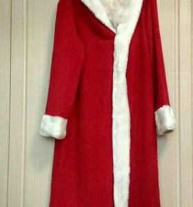 Дед Мороз и Снегурочка. Карнавальные костюмы.