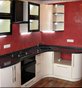 Кухня любой размер и цвет